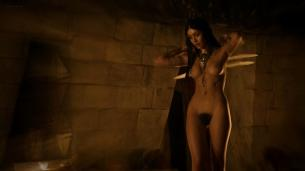 Carolina Guerra nude full frontal probably merkin and nude topless and sex - Da Vincis Demons (2014) s2e6 hd720p