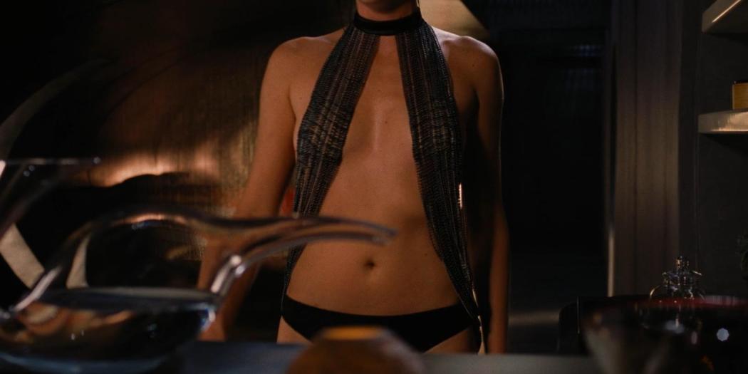 Nude aeon Bikini Ifrit
