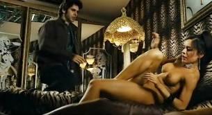 Flora Martínez nude full frontal and nude topless in - Canciones de amor en Lolita's Club(ES-2007) (9)