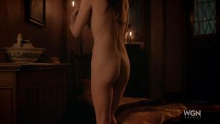 Janet Montgomery nude butt naked and Azure Parsons nude sex doggy style in - Salem (2004) s1e1 HD 1080p