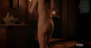 Janet Montgomery nude butt naked - Salem (2004) s1e1 hd720p