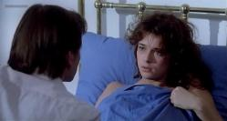 Maruschka Detmers nude topless bush full frontal and explicit blow job form - Devil in the Flesh (1986)