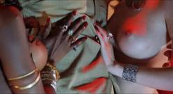 Ruth Dubuisson nude topless and Angela Jackson nude Emmanuelle Vaugier hot - Wishmaster 3 (2001) HD 1080p BluRay. (14)