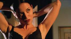 Ruth Dubuisson nude topless and Angela Jackson nude Emmanuelle Vaugier hot - Wishmaster 3 (2001) HD 1080p BluRay. (8)
