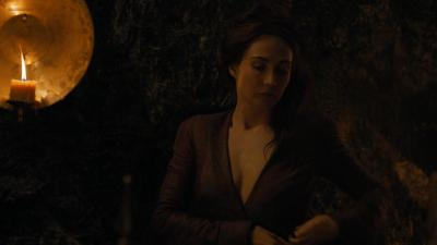 Carice Van Houten nude topless and butt naked in - Game Of Thrones (2014) s4e7 hd720/1080p