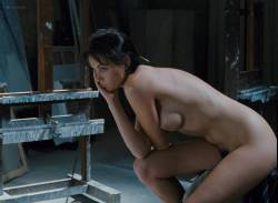 Emmanuelle Béart nude full frontal bush and nude modeling in - La belle noiseuse (FR-1991) HD 1080p BluRay (19)