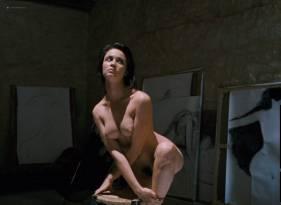 Emmanuelle Béart nude full frontal bush and nude modeling in - La belle noiseuse (FR-1991) HD 1080p BluRay
