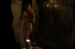 Jeany Spark nude full frontal and sex in – Da Vinci's Demons (2014) s2e8 hd720p
