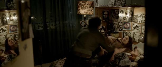 Matilde Gioli nude topless in - Human Capital (IT-2013) hd1080p