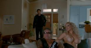 Diana Terranova nude topless and sex and Kelen Coleman hot lingerie - Californication (2014) s7e12 hd720p
