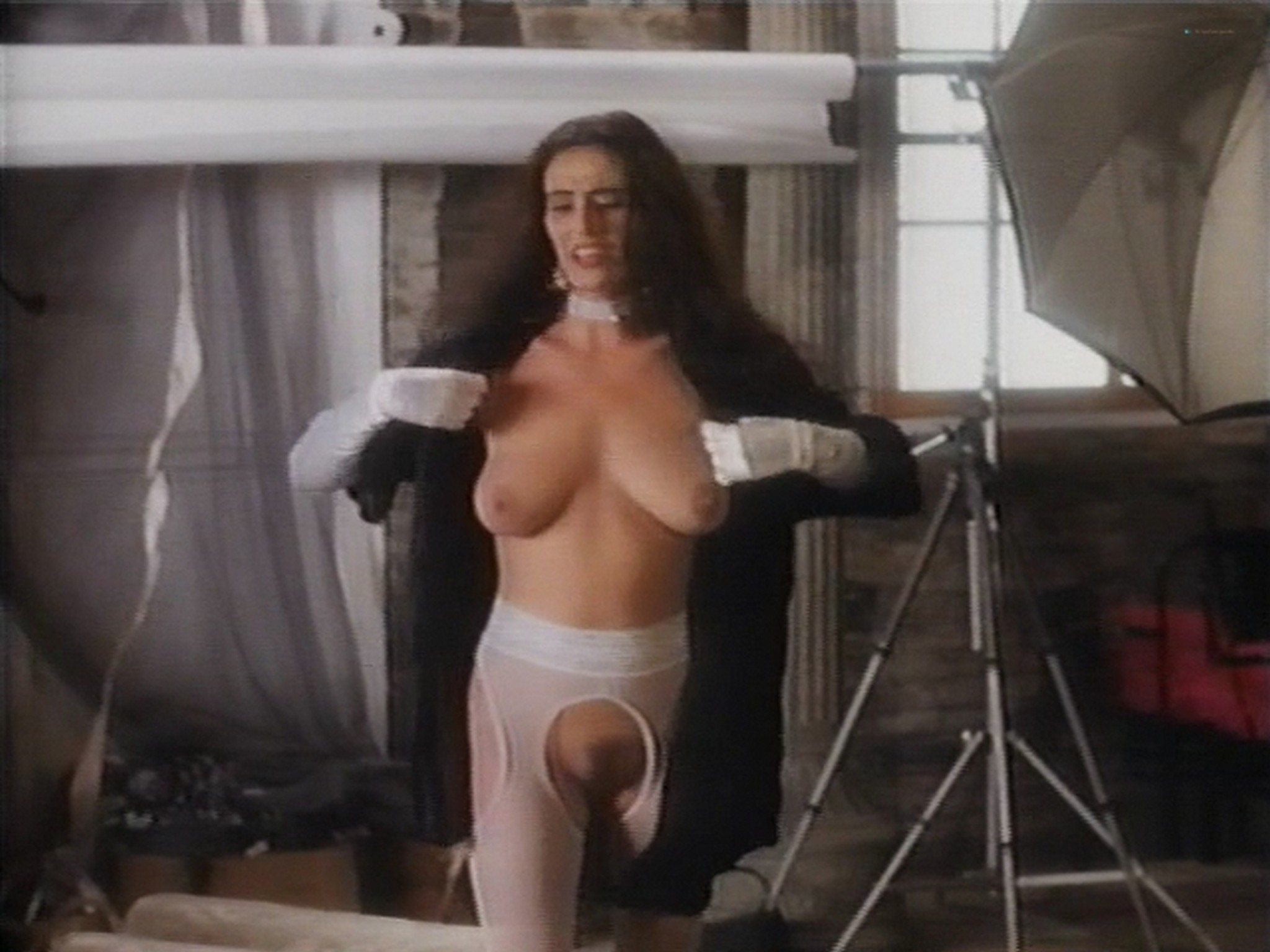 Shannon Whirry nude Elizabeth Sandifer and Shannon McLeod all nude and sex in - Animal Instincts II (1994) (13)