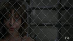 Lizzie Brocheré nude butt and Sarah Paulson nude - American Horror Story (2013) s2e2 hd720p (5)