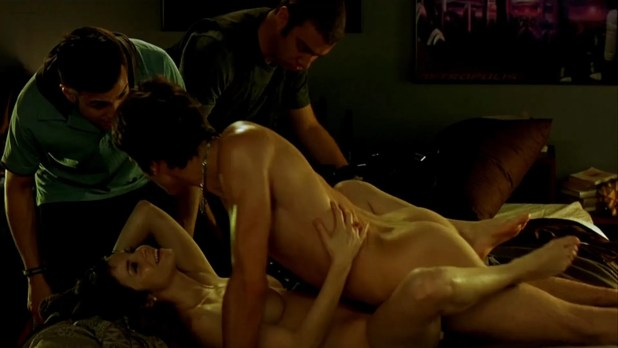 Ana de Armas nude topless and hot sex others nude - Mentiras y gordas (ES-2009) hd1080p (15)