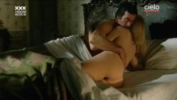 Paola Senatore nude full frontal and Claudia Cavalcanti nude bush and sex - Maladonna (IT-1984) (4)
