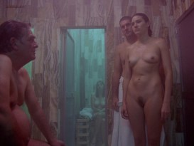 Nathalia Acevedo nude full frontal and group sex - Post Tenebras Lux (MX-2012)