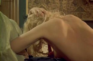 Marie Forsa and Anita Ericsson nude sex explicit blow job and nude sex threesome-  Flossie (1974)