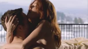 Aleksa Palladino hot sex and Tasya Tales nude topless - Rogue (2014) s2 HD 1080p (14)