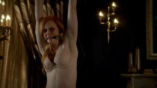Deborah Ann Woll and Bailey Noble hot in lingerie - True Blood (2014) s7e8 hd1080p