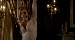 Deborah Ann Woll and Bailey Noble hot in lingerie - True Blood (2014) s7e8 hd720/1080p