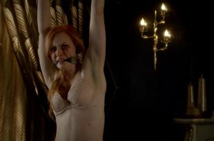 Deborah Ann Woll and Bailey Noble hot in lingerie – True Blood (2014) s7e8 hd720/1080p