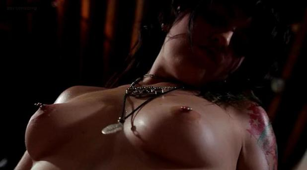 Draven Star nude topless oral Sammi Sprinkless nude topless - The Cemetery (2013) (2)