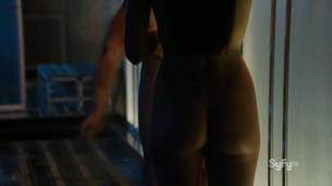 Kim Engelbrecht nude butt naked and sex - Dominion (2014) s1e7 hd720p (5)