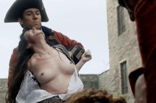 Laura Donnelly nude topless and Caitriona Balfe nude – Outlander (2014) s1e2 hd720/1080p