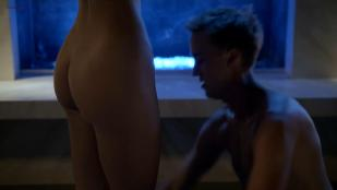 Olivia Jordan nude butt naked - Murder in the First (2014) s1e10 hd720/1080p