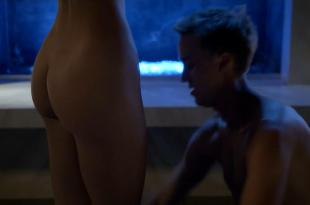 Olivia Jordan nude butt naked – Murder in the First (2014) s1e10 hd720/1080p
