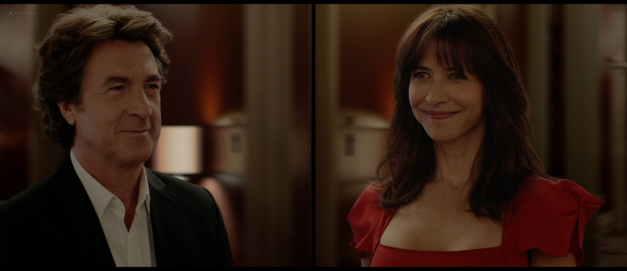 Sophie Marceau nude and sex - Une rencontre (FR-2014) HD 1080p BluRay (7)