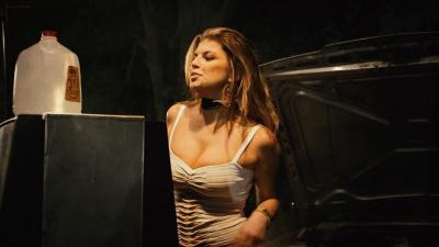 Stacy Ferguson hot cleavage - Planet Terror (2007) hd1080p