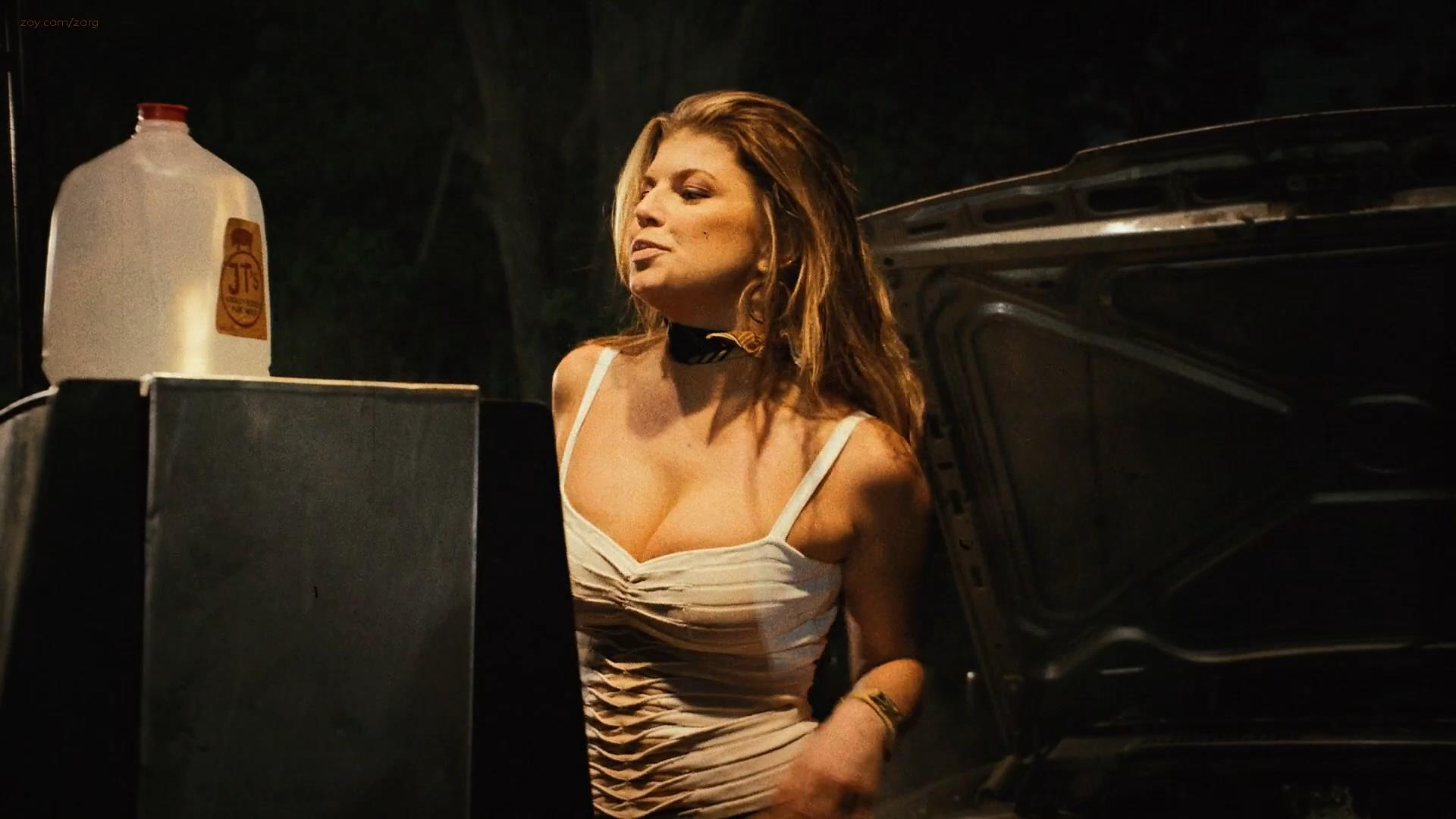 Finest Fergie Grindhouse Nude Pics Pictures