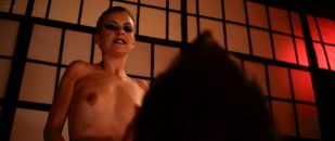 Alyson Bath nude topless and sex Natasha Langmann topless - Evil Feed (2013) hd1080p