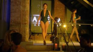 Debra Messing hot leggy - The Mysteries of Laura (2014) s1e1 hd720p