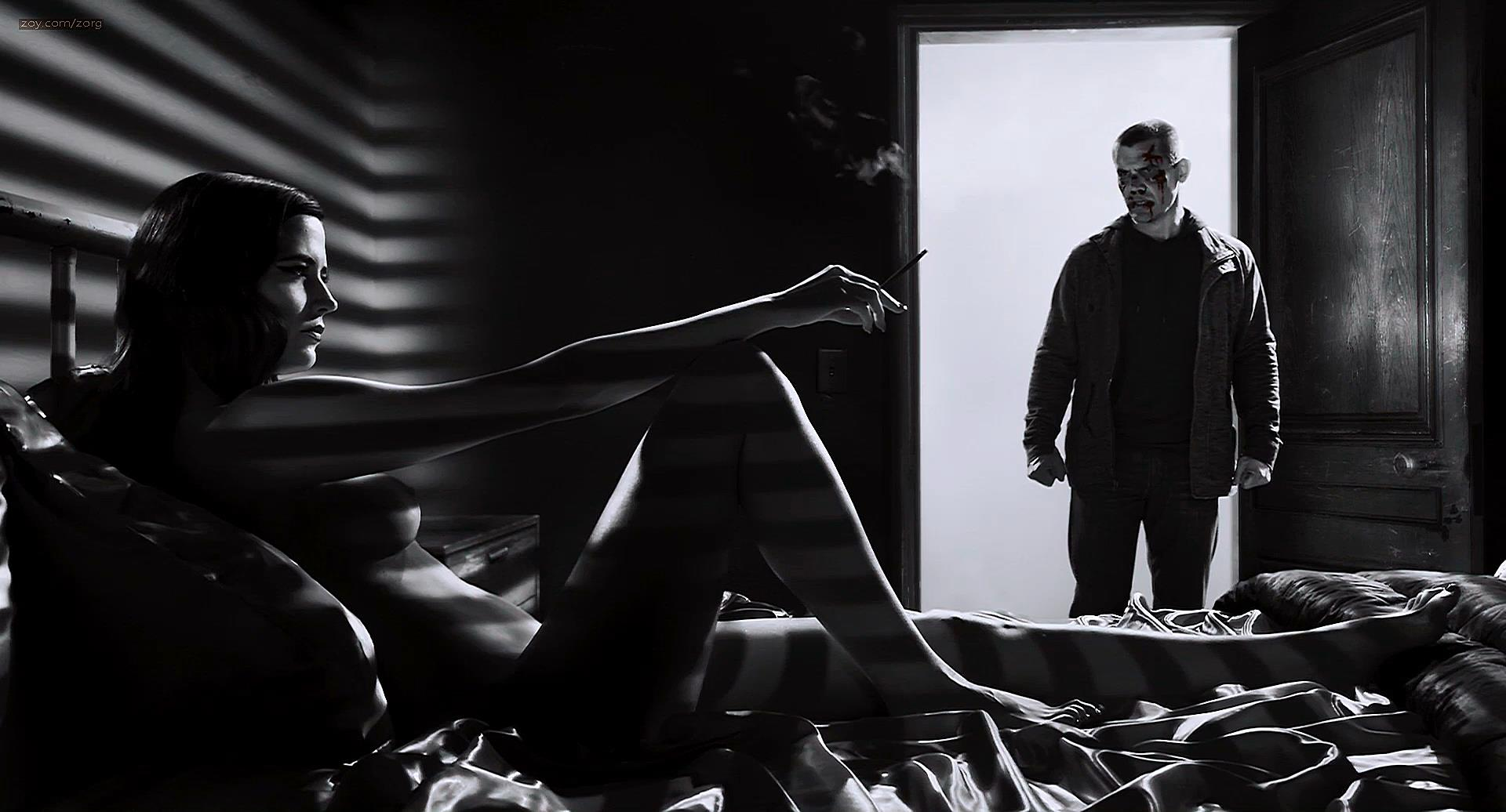 Eva Green nude topless and very hot - Sin City A Dame to Kill For (2014) hd720/1080p