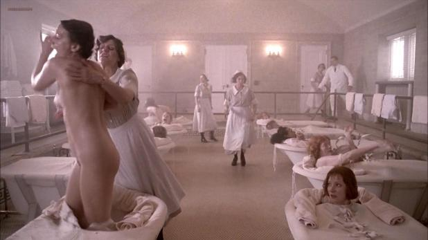 Gretchen Mol nude butt and others nude full frontal - Boardwalk Empire (2014) s5e2 hd720p (4)