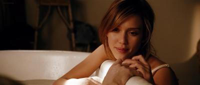 Jessica Alba hot sexy and wet - Awake (2007) hd1080p (4)