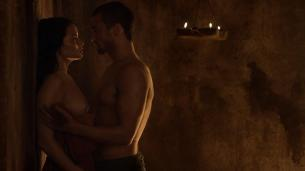 Katrina Law nude full frontal - Spartacus (2010) s1 hd1080p (12)