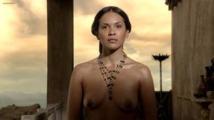 Lesley-Ann Brandt nude topless and hot sex - Spartacus (2010) s1 hd1080p