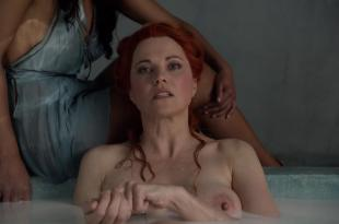 Lucy Lawless nude topless and sex – Spartacus (2010) s1 hd1080p