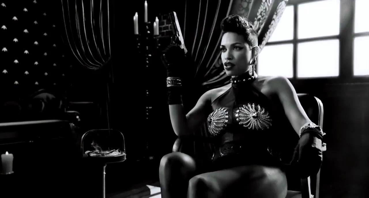 Rosario Dawson hot - Sin City A Dame to Kill For (2014) hd720p