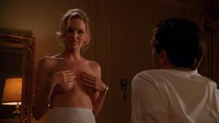 Sunny Mabrey hot nude but covered - Mad Man (2009) s3e1 hd720p
