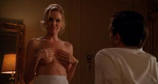 Sunny Mabrey hot nude but covered - Mad Man (2009) s3e1 hd720p (2)