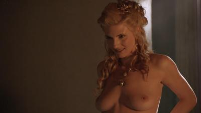 Viva Bianca nude full frontal and sex - Spartacus (2010) s1e1-9-10-12 hd1080p (6)