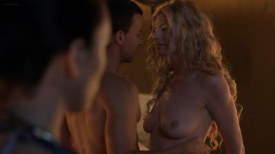 Viva Bianca nude full frontal and sex - Spartacus (2010) s1e1-9-10-12 hd1080p (5)