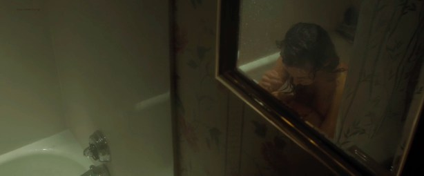 Addison Timlin hot in the bath and sex and Morganna May nude sex - The Town That Dreaded Sundown (2014) hd720p (9)