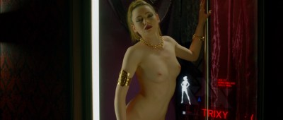 Alexis Knapp nude butt naked and very hot and few others full nude - The Anomaly (2014) hd1080p (13)