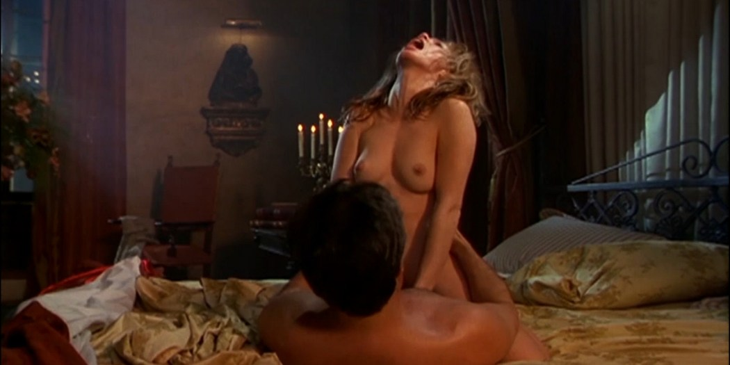 Céline Bonnier nude and hot sex - The Hunger (1998) HD 1080p (3)