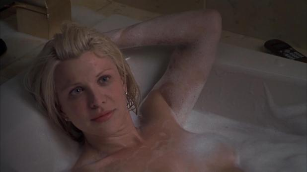 Charlize Theron hot in panties and Courtney Love wet in bath - Trapped (2002) hd1080p (8)