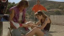 Jennifer Aniston hot young and very sexy - Leprechaun (1993) hd720p (4)